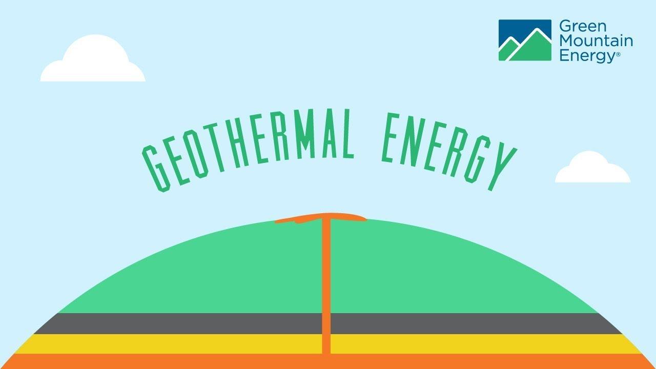 renewable energy 101 how does geothermal energy work  [ 1280 x 720 Pixel ]