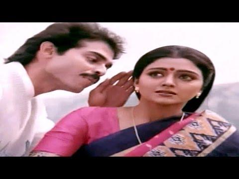 Andhela Ravali Video Song  || Swarna Kamalam Movie || Venkatesh,Bhanupriya