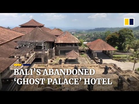 Bali's abandoned 'ghost