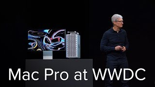 Mac Pro announcement in 7 minutes
