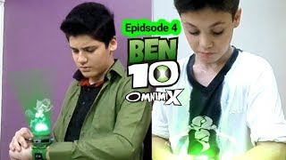 Ben and his future | Episode 4| The real life Ben 10 series