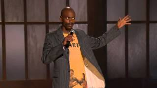 Dave Chappelle - Held Hostage (Stand Up Comedy Pt. 9)
