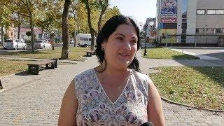 Кореновск. Опрос. С днем рождения, Краснодарский край!