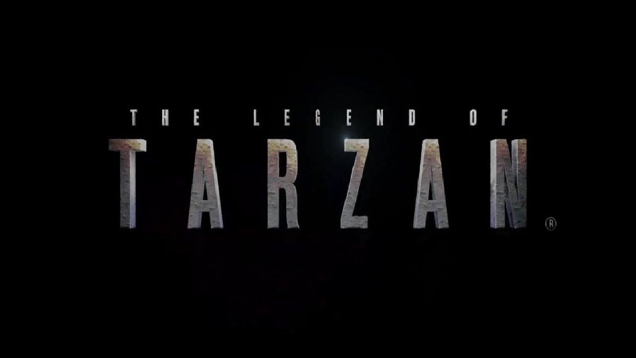 A LENDA DE TARZAN - ANUNCIANDO O NOME DO FILME