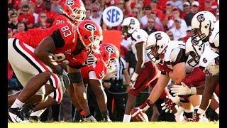 NCAA 14 Dynasty Mode Georgia Bulldogs Season 2 Game 3 w/  Updated Rosters