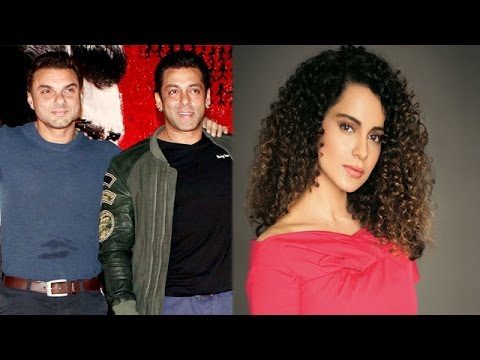 Salman Khan Advices Sohail |  Kangana Ranaut Replies To Karan Johar's Comments
