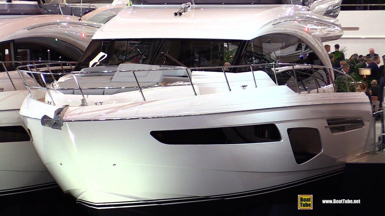 2018 Princess 62 Luxury Motor Yacht Walkaround 2018 Boot Dusseldorf Boat Show
