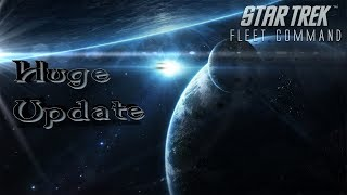 Star Trek Fleet Command | Huge Update.... Chatting with other STFC Players