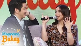 magandang buhay joshua and julias message for each other