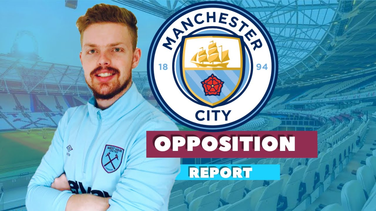 Manchester City vs. West Ham United - Football Match Report ...