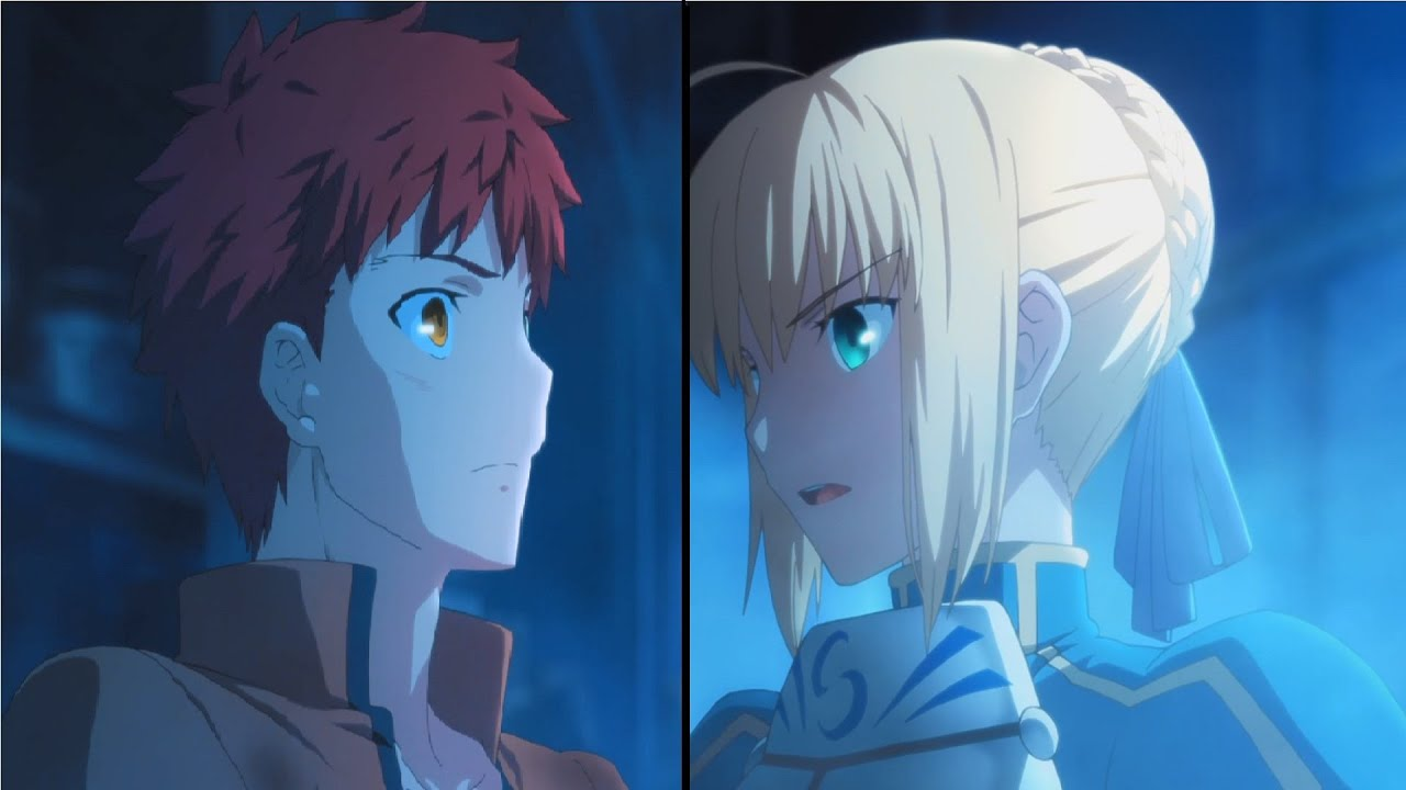 fate stay night unlimited blade works movie sequel