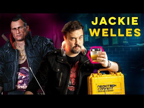 Jackie Welles Drink Cyberpunk 2077 | How to Drink