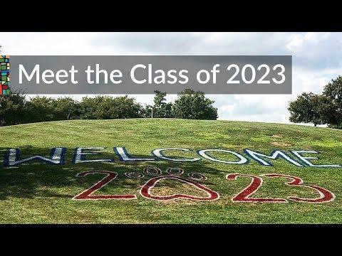 Meet the DeSales University Class of 2023!