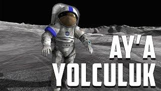 NASA'NIN YAPTIĞI OYUN! - AY GÖREVİ