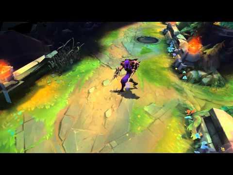 Shockblade Zed Chroma