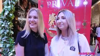 Свадебная выставка Свадьба EXPO 2018 в Гродно  День первый