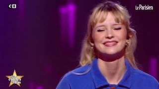 Angèle chante «Tout oublier»