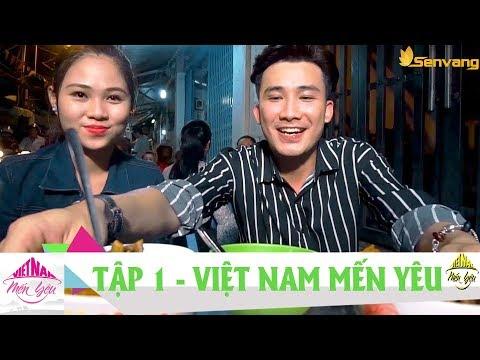 Khám phá nét độc đáo ẩm thực Sài Gòn cùng Chí Thiện và Phương Thảo trong Việt Nam Mến Yêu tập 1