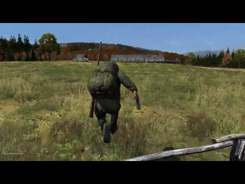 DayZ fk'in around 0.60