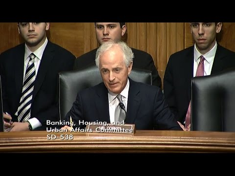 Corker: FHFA Should Not Hinder Congressional Housing Finance Reform Efforts
