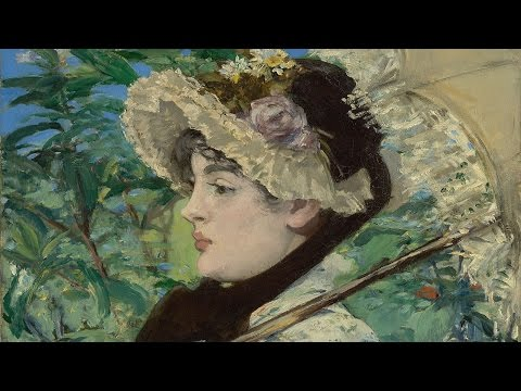 The Getty Manet: Is Beauty Transitory?