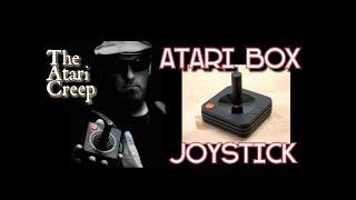 Atari Box Joystick Controller: The Atari Creep