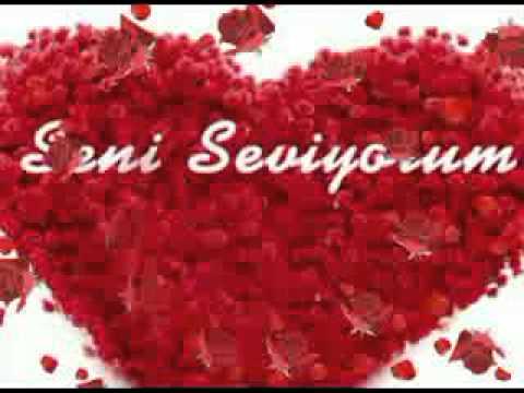 Askim Sen Benim Herseyimsin Seni Seviyorum