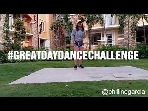Great Day Dance Challenge | Ranz And Niana #GreatDayDanceChallenge #RanzAndNiana
