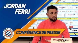 VIDEO: Jordan Ferri avant #MHSCSMC