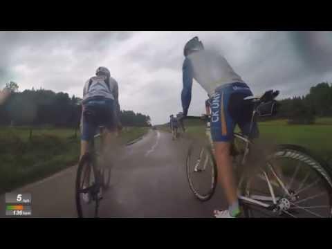 CK UNI Breakaway workout cycling GoPro cam onboard from my bike