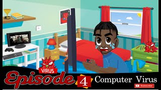 THAT'S SO LOGAN! S1 EP. 4 COMPUTER VIRUS!
