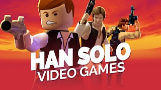 Han Solo Video Games - The Best Appearances of Han Solo in Star Wars Games