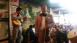 Mexican Karaoke aka Singing With A Mariachi - La Misma