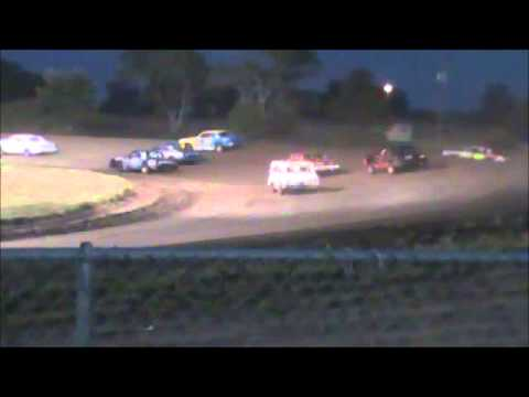 Kenney MotorSports 30PK 8/10/14 Dawson County Raceway-Lexington NE