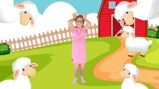 Old MacDonald Had A Farm - Nursery Rhymes Kids Song Alice 2019