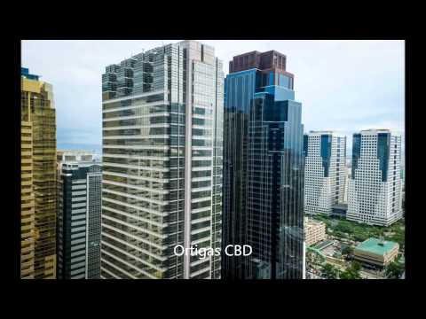 Skyline of Metro Manila and Cebu and Rapid Development as of 2015