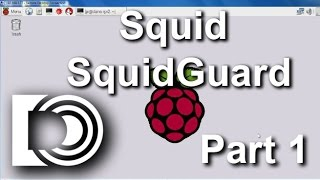 Install Squid and SquidGuard on a Raspberry Pi 2 - Part 1