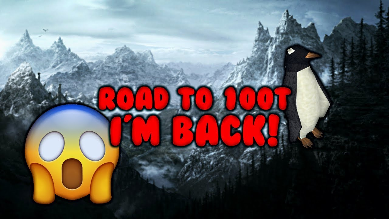 Custom [RSPS] DreamScape - Road to 100T - I'm Back! [Ep.4]