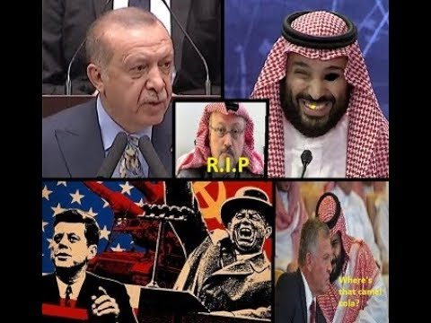 The Battle Between Erdogan and Crown Prince bin Salman - Shocking Truth!