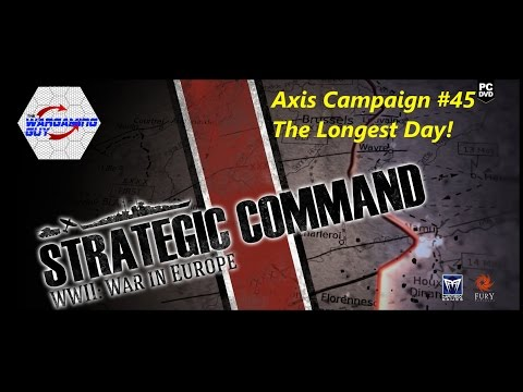 45 Strategic Command Axis - The Longest Day