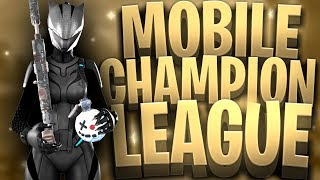 Mobile Player gets to CHAMPIONS LEAGUE | Fortnite Mobile 300+ Arena Points