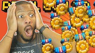 WHAT!?! OVER 100K CLAN MEDALS! | Pixel Gun 3D