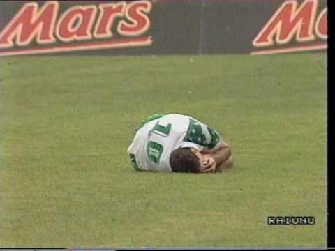 22/11/1989 Napoli v Weder Bremen