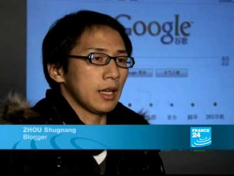 China-Google: Search Engine Censorship Row