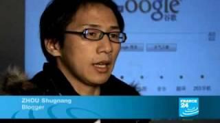China-Google: Search engine censorship row