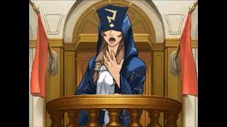 Apollo Justice: Ace Attorney - Lamiroir - Press & Breakdown