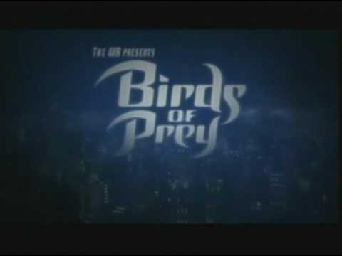 "Birds of Prey Tv Show (2002)- Promo ""Her Secret"""