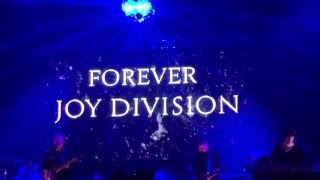 New Order - Love Will Tear Us Apart live @ Clockenflap 2015