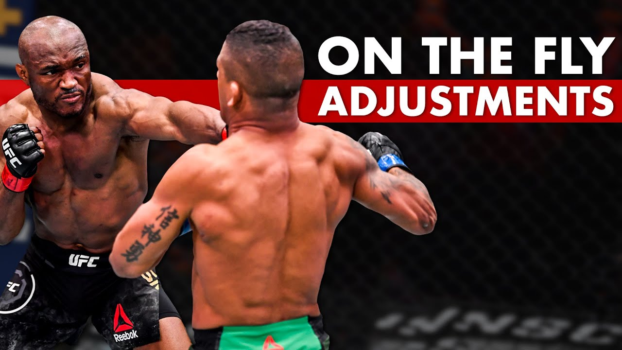 The 10 Best Mid-Fight Adjustments in MMA History