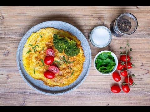 Omelette Grundrezept mit Ideen für 12 Varianten, Thomas Sixt zeigt Dir Schritt für Schritt kochen